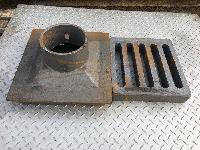 Просто о сложном: роль металлической решётки в водоотводной системе моста